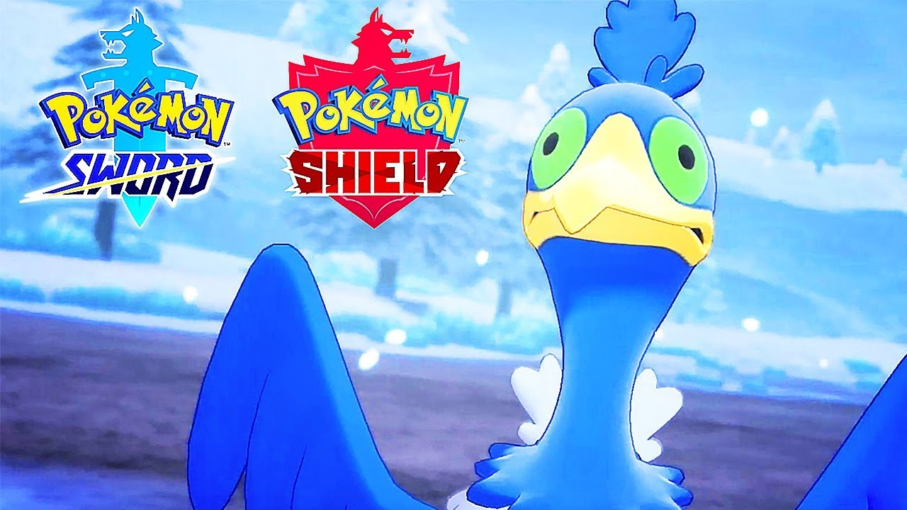 all new sword and shield pokemon